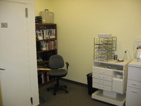 Oregon Hearing Solutions - Hearing Testing Room